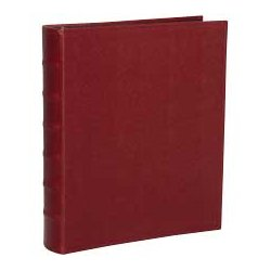 Tradition Faux Leather Photo Album