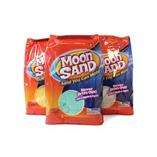 Moon Sand 5 lb. Refill, Space Blue