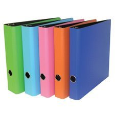 Heavy-Duty Ring Binder