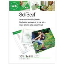 SelfSeal™ Self-Adhesive Pouch
