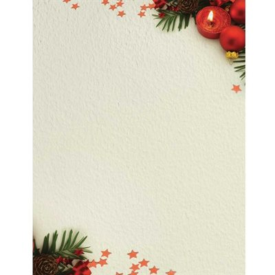 Holiday Letter Paper