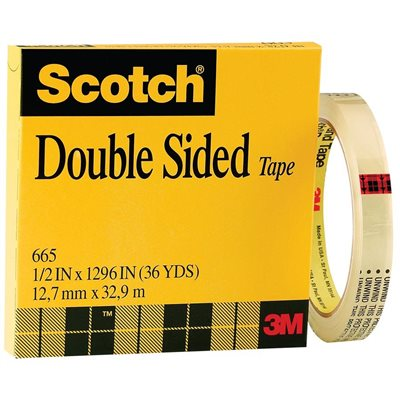 Scotch® Double-Sided Adhesive Tape