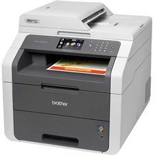 MFC-9130CW Wireless Colour Multifunction Laser Printer
