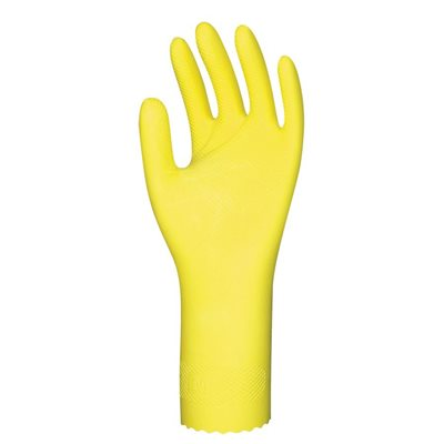 Light-Fit Latex Reusable Gloves