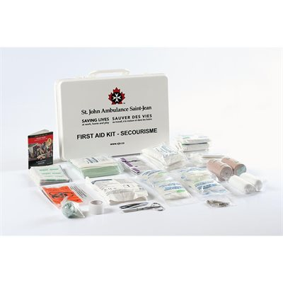 Alberta Level 2 First Aid Kit