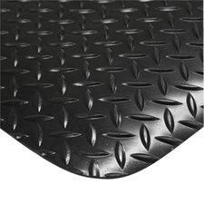 Industrial Deck Plate Anti-Fatigue Mat
