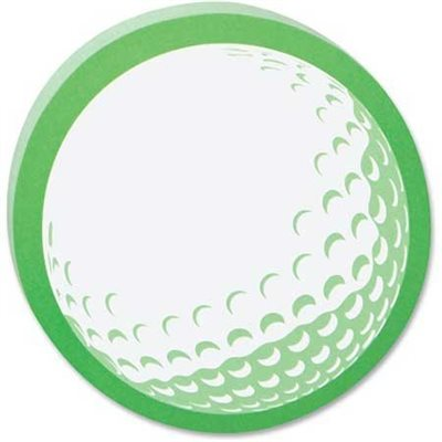 Post-it® Golf Ball Print Super Sticky Notes