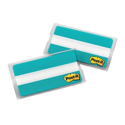 POST-IT DURABLE TABS 3X1.5 BL 20 / PK